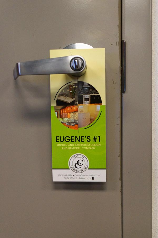 """Door Hangers - 3.5"""" x 8.5"""""""