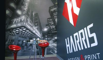 Interior Graphics & Wall Coverings